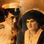 Дедушка Михаила Шемякина - Николай Предтеченский и бабушка - Мария Предтеченская