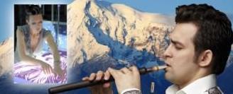 27 апреля  «ВЫШЕ АРАРАТА» армянский дудук и песочная анимация