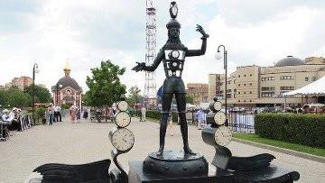 Дмитрий Дибров откроет памятник Михаила Шемякина