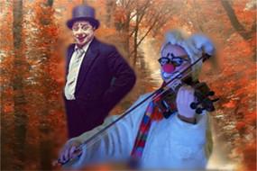 Фонд художника Михаила Шемякина спешить пригласить наших маленьких друзей на премьерный показ детского спектакль-концерта «Скрипичный Боб и его супер-музыканты».Концерт проходит при участии театра «Лицедеи».