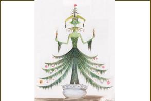 Рождество и Новый год в Фонде художника Михаила Шемякина. Праздничная  программа «Открытая книга. Глава 1. Рождество»