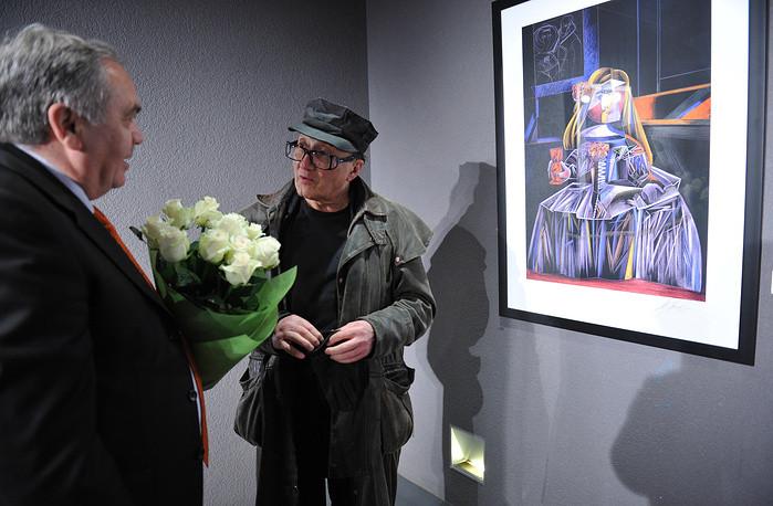 Выставка М.Шемякина Трансформации с Пикассо